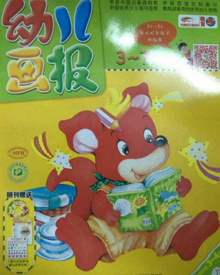 幼儿画报杂志订阅 2020年1月起订阅1年12期共36册 早教亲子图书绘本故事书 杂志铺 晒单图