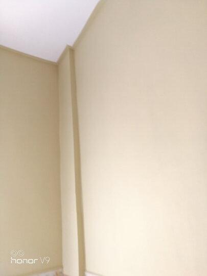 祺讯 加厚pvc壁纸自粘蚕丝墙纸条纹卧室墙纸家具翻新背景墙纸卧室防水纯色 壁纸墙纸 加厚蚕丝藕粉 3m长*60cm宽 晒单图
