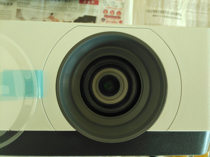 索尼(SONY)VPL-EX455 投影仪 投影机办公(标清 3600流明 双HDMI) 晒单图