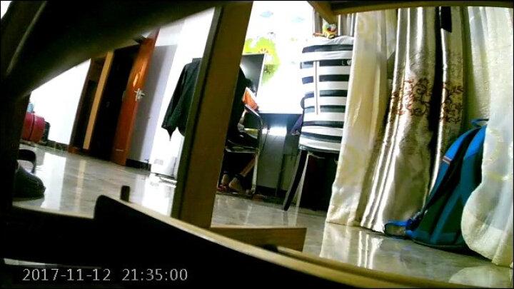 超小微型摄像机监控器家用非针孔隐形无线摄像头无光夜视小型迷你非针眼摄像头高清手机wifi网络远程套装 200万高清+送充电宝 标配+16G专用内存卡 晒单图