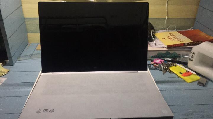 小米(MI)Pro 15.6英寸金属轻薄笔记本(i7-8550U 16G 256GSSD MX150 2G独显 FHD 指纹识别 预装office) 深空灰 晒单图