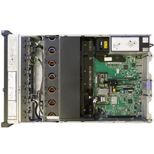 联想(Lenovo) IBM服务器X3650M5 8871i05 2U机架式主机 单颗2603V4 6核1.7G CPU  配单电源 标配(标机16G含300G 10K SAS硬盘) 晒单图