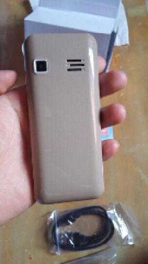 优思(Uniscope)US88T 移动/联通GSM老人手机 金色 晒单图