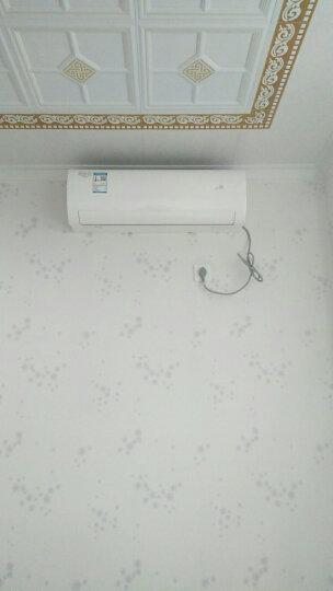 美的(Midea)大1.5匹一级能效变频冷暖壁挂式智能空调挂机VV KFR-35GW/VVN8B1E 新品上市 晒单图