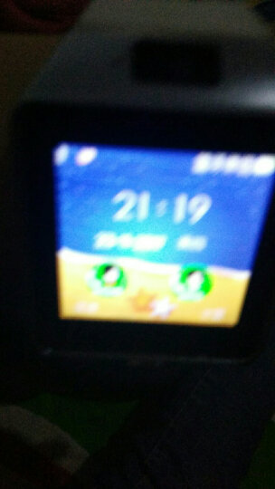 【送手机卡】引领美 儿童电话手表 W88D智能手表 定位手表学生手机触屏 可插卡 优雅白W88D+微聊+定位拍照 晒单图