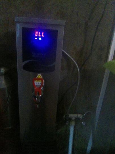 乐创(lecon) 商用电热步进式开水器 开水机 开水桶保温 即热奶茶店开水机 开水器宝贵金 晒单图