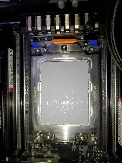 酷冷至尊(CoolerMaster) 纳米钻石导热膏NANO(纳米级工艺/热传导率高达11/高性能CPU、GPU/超频用户使用) 晒单图