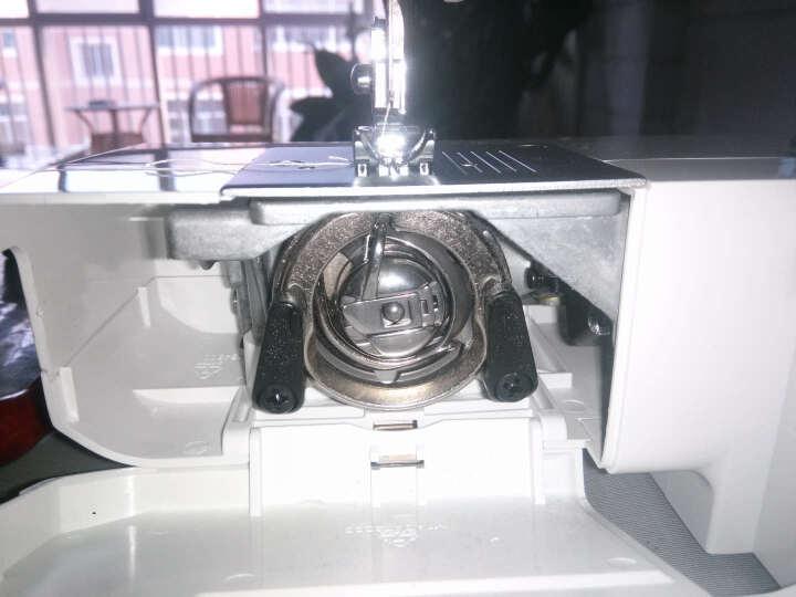 胜家SINGER 家用电动多功能缝纫机1408 晒单图