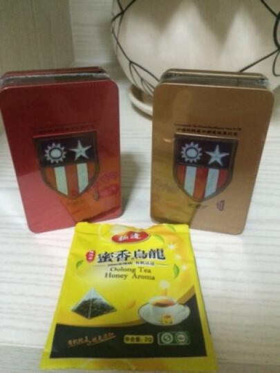 极边远征军纪念套装 有机高山乌龙红茶36g 组合装 晒单图