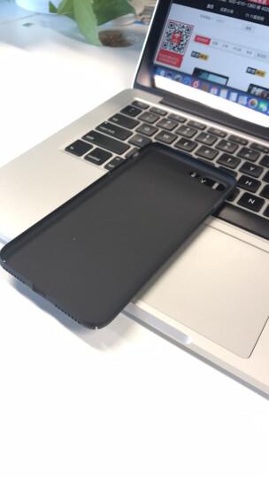 【次日达】图拉斯苹果8plus手机壳 iPhone7/8plus/SE2保护壳超薄全包防摔磨砂抗指纹 4.7英寸-玫瑰金 晒单图