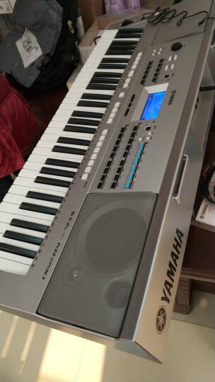 雅马哈(YAMAHA) 雅马哈电子琴61键成人儿童考级演奏娱乐用琴 KB-290官方标配+琴架+琴罩+琴包+耳机 晒单图