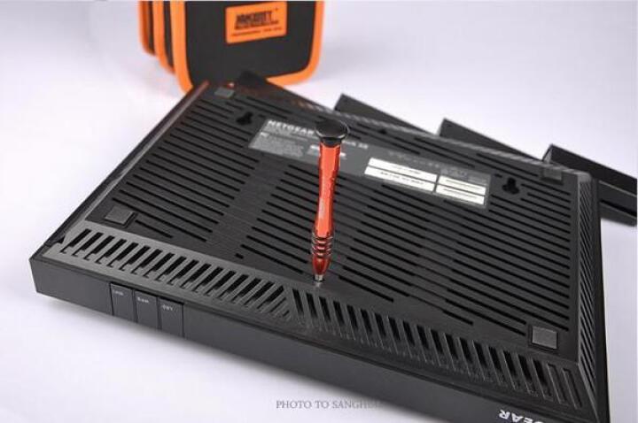美国网件(NETGEAR) R8500 AC5300M小企业办公/三频千兆/低辐射/大户型/电竞手游智能wifi高速路由器 晒单图