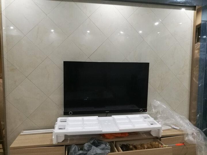 创维(Skyworth)55G8S 55英寸超薄全面屏HDR前置JBL音响4K超高清智能电视(银色) 晒单图