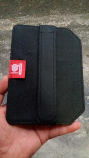 变形金刚 车载卡包 遮阳挡名片夹多卡位卡夹 大黄蜂版 TFKB02 晒单图