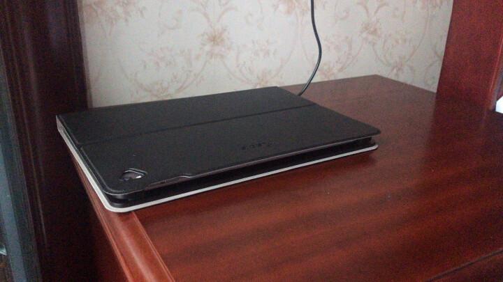 德国莱克ipad平板保护皮套蓝牙键盘二合一便携外接键盘 商家配送-适用12.9英寸ipad pro 经典黑 晒单图