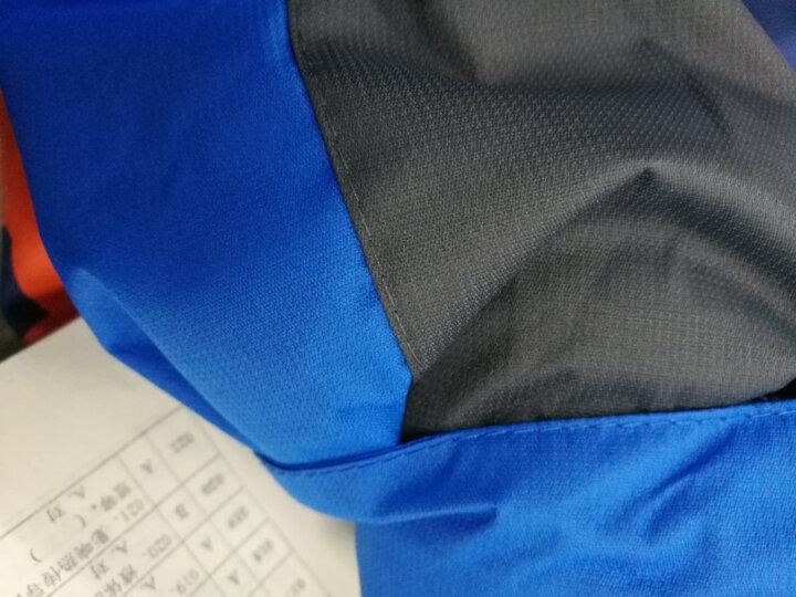 JEEP吉普 2018秋冬新款棉衣男士加绒加厚大码防风透气保暖棉服男 绿色. 2XL 晒单图