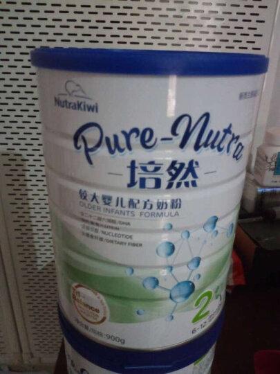 伊利 培然 较大婴儿配方奶粉 2段(6-12月适用) 900克 新西兰原装进口新老包装随机发货 晒单图