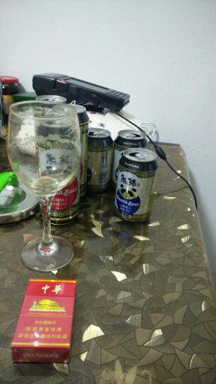 熊猫王(Panda King)啤酒 12度精酿 听罐装 330ml*24听整箱装 晒单图