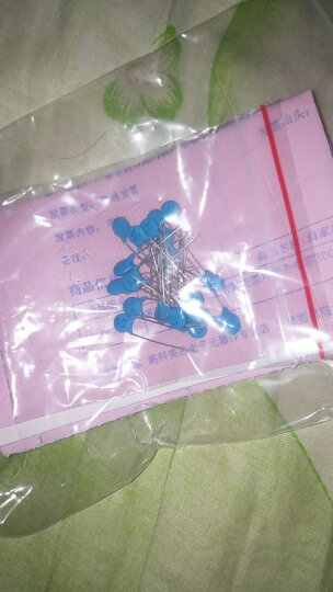 高科美芯 高压瓷片电容 3000V陶瓷电容 47P 470/3KV 精度20% 10个 晒单图
