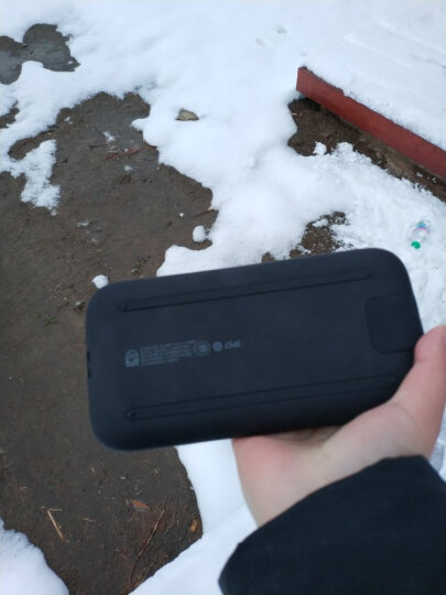 飞利浦(PHILIPS)BT3900B 音乐手包 防水蓝牙音箱 纤薄便携迷你音响 手机/电脑小音响 户外运动/免提通话 黑色 晒单图