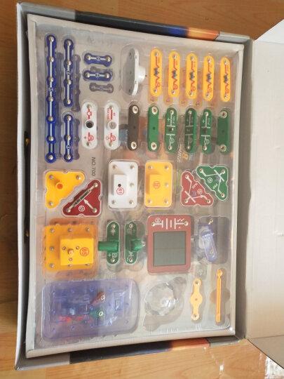 amazing Connex STEM物理科学实验科普 电子电路电学玩具儿童 实验器材益智 电动恐龙实验 晒单图