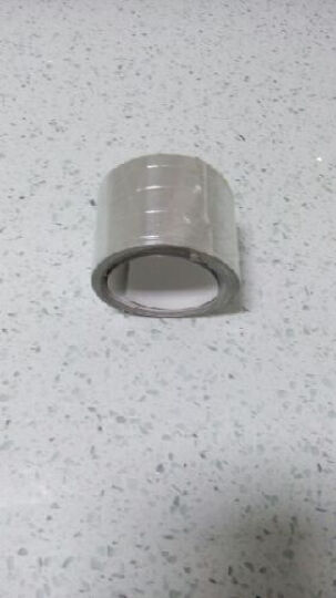 博蒂诗锅炉热水器不锈钢燃气排烟管强排管燃气热水器排气管5CM 铝箔胶带4米 晒单图