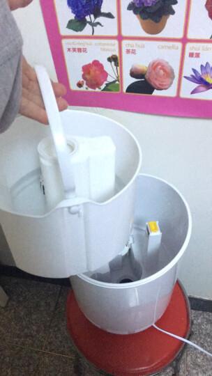德尔玛(Deerma)加湿器 4L大容量 上加水触控感温 家用卧室静音迷你办公室香薰加湿 DEM-ST600 晒单图