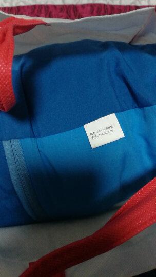 探路者(TOREAD) 睡袋 男女通用春夏户外露营登山防风保暖棉睡袋TECE80868 海水蓝 晒单图