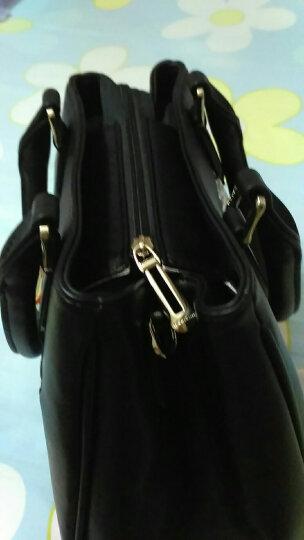 稻草人(MEXICAN)女士单肩手提包大容量两用手拎斜挎包MMD70426L-08 米白色 晒单图