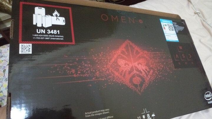 惠普(HP)暗影精灵3代 GTX1050Ti 15.6英寸游戏笔记本电脑(i5-7300HQ 8G 128GSSD+1T 4G独显 120Hz IPS) 晒单图