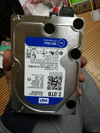 西部数据(WD)蓝盘 1TB SATA6Gb/s 7200转64M 台式机硬盘(WD10EZEX) 正品盒装三年换新 晒单图