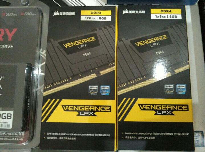 英特尔(Intel)Extreme系列 i7 6800K 酷睿六核 2011-V3接口 盒装CPU处理器 晒单图