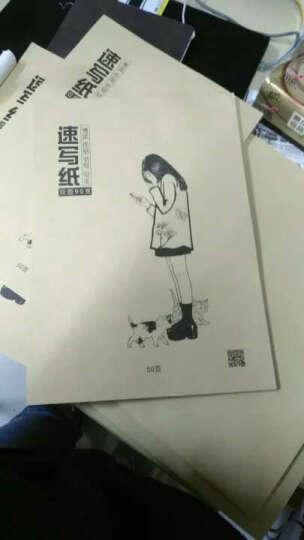 凡高画材 北京大擦笔 优质宣纸粗擦笔 素描涂抹纸笔 大号纸擦笔  晒单图