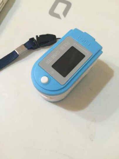 康泰CONTEC蓝牙计步血氧仪指夹式脉搏血氧饱和度心率仪CMS50D安卓 APP 晒单图