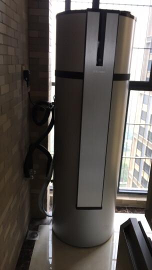 芬尼(PHNIX)空气能热水器家用一体机200升立式空气源热泵智能电热水器免费厨房冷气双能速热 浅灰色 200L 晒单图