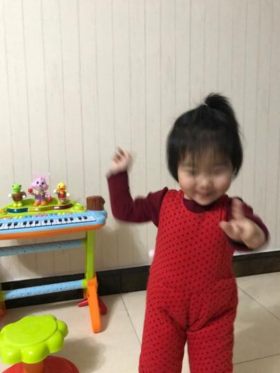 汇乐玩具(HUILE TOYS)快乐摇马  儿童音乐小马 摇摇马塑料滑行车两用益智玩具 儿童节送礼 987 晒单图
