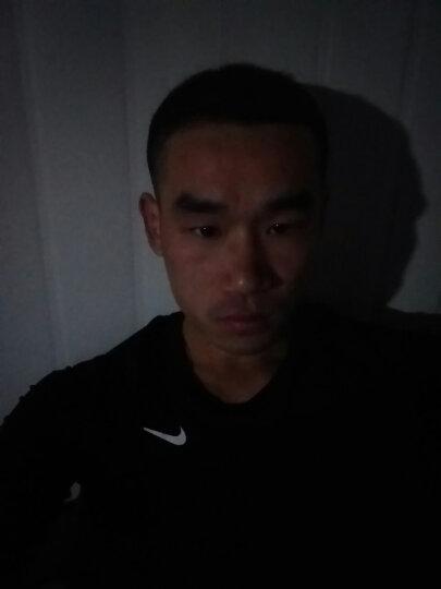 耐克长袖T恤男 Nike训练紧身衣篮球跑步运动健身服 838078 黑色703088-010/新款 XL(180/96A) 晒单图