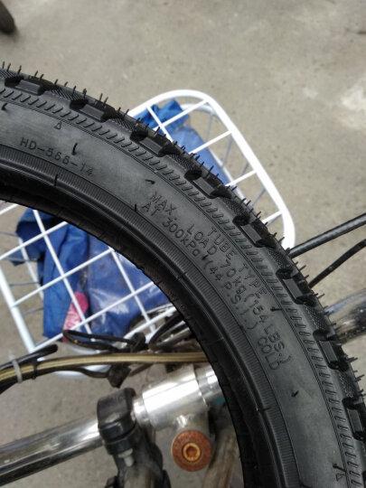 千里马(CELIMO) 加厚电动车轮胎14/16x2.125/2.5/3.0 16X2.125电动耐载王(外胎) 晒单图