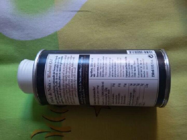 拉杜蓝乔(La Tourangelle) 拉杜蓝乔核桃油牛油果 孕妇婴儿营养品补充DHA 牛油果油 500ml 晒单图