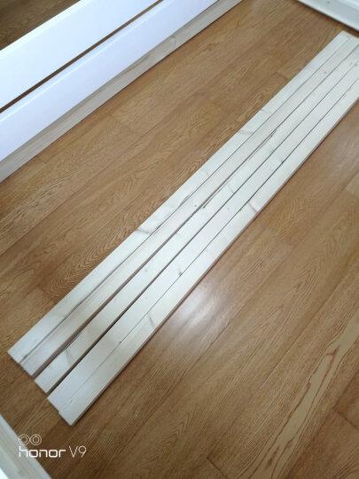 【十月嗨购季】【家装钜惠】京之恋 床 实木床单人床1.2米1.5米松木1.8米双人床 软靠实木床+床垫+2床头柜 1.5米宽 晒单图