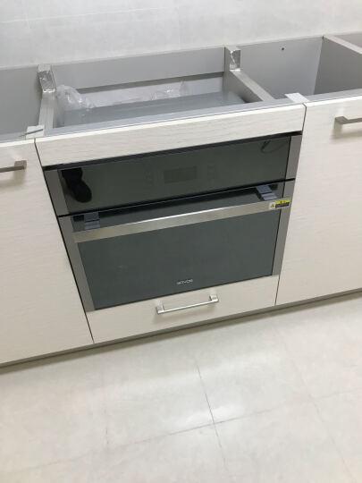 GOVOS 德国 R70A蒸烤箱二合一嵌入式电蒸箱烤箱一体机 蒸汽炉橱柜家用多功能橱柜内镶嵌式蒸烤箱 晒单图
