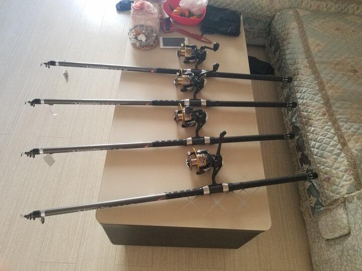 光威(GW) 光威GWMB鱼轮7+1轴渔轮 前卸力纺车轮金属头路亚轮 鱼线轮矶竿轮海竿轮 3000 晒单图