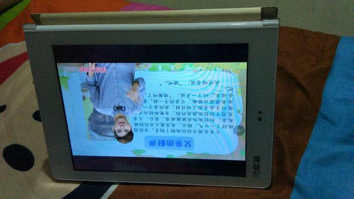 优学派E18学生电脑 四核家教机 中小学同步名师辅导学生平板电脑 在线答疑学生智能平板电脑学习机 黑 晒单图