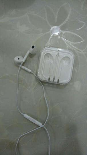 美斯捷 手机耳机入耳式线控带麦重低音 oppoA59s/R11/a57/r5/r9s 晒单图