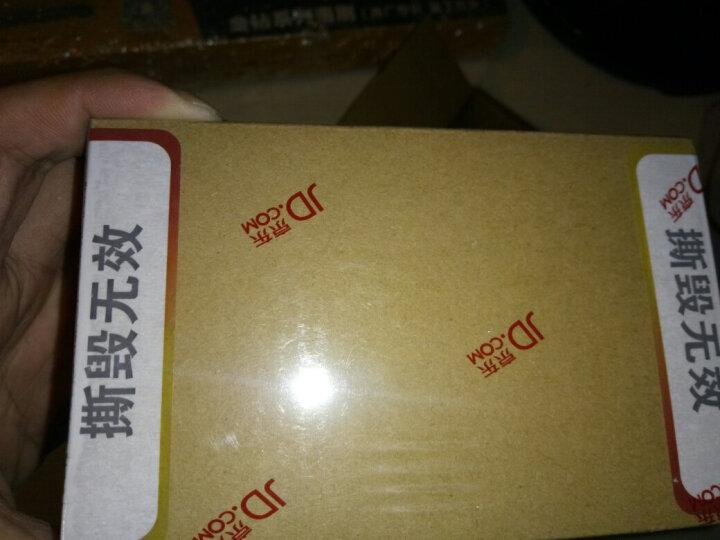 周六福珠宝 18K玫瑰金钻石吊坠单钻雪花蝴蝶 不含链KIDB041429 晒单图