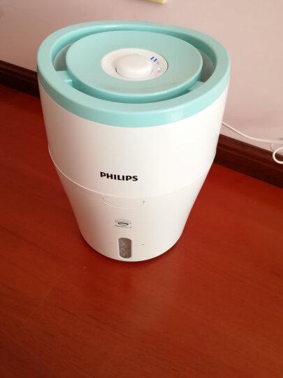 飞利浦(飞利浦(PHILIPS)) 加湿器HU4801家用无雾冷蒸发加湿器不打湿地板 晒单图