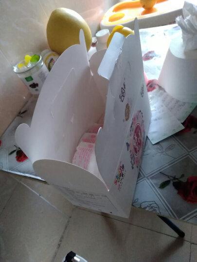 芳蕾 平阴玫瑰鲜花饼 非云南鲜花饼 玫瑰口味好吃不腻 山东特产50g*10枚装 晒单图