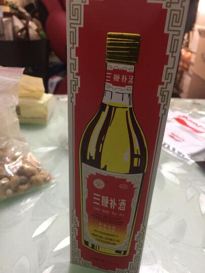 中亚 三鞭补酒 500ml 补血补肾药酒 晒单图