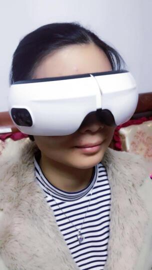 闪易(SHINING) 闪易眼部按摩器护眼仪保护视力眼保仪恢复仪眼睛按摩器眼镜眼罩黑眼圈 白色 晒单图