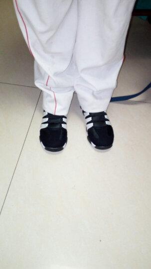 【彼得潘】童鞋儿童鞋男童运动鞋秋季新款小中大童耐磨防滑透气休闲潮鞋户外跑步鞋P877 灰绿(单鞋) 34码(内长22cm) 晒单图